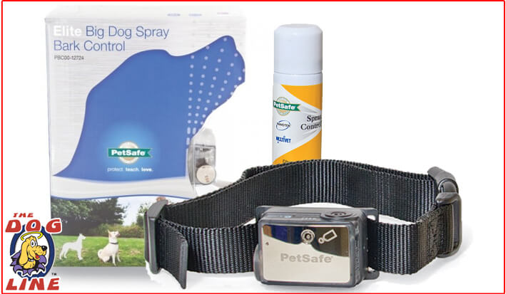 PetSafe Elite Big Dog Spray Collar for Large Dogs