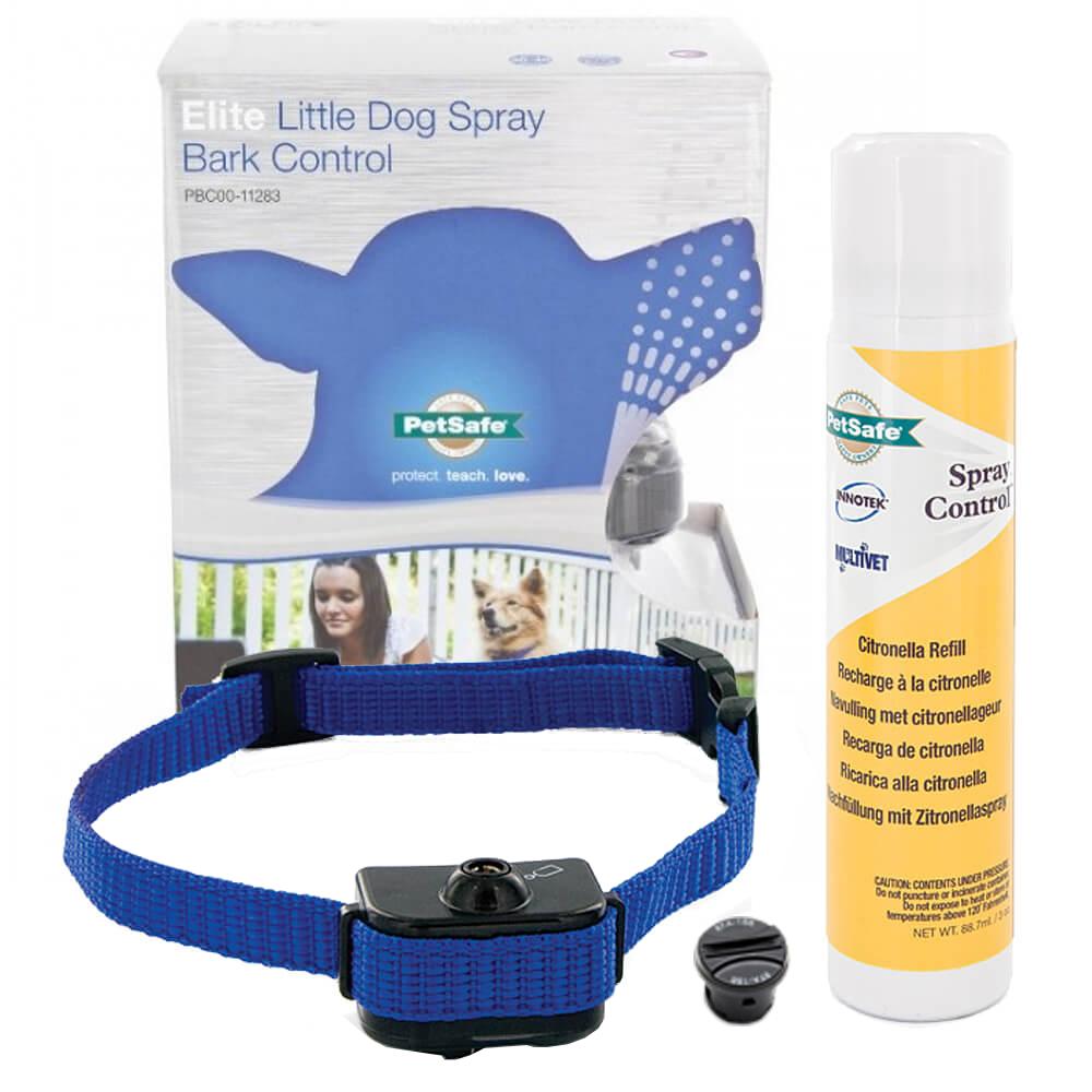 Petsafe Elite Little Dog Spray Bark Collar For Small Dogs