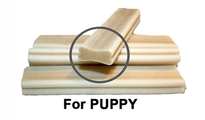 A Treat With Purpose - Dental Dog Chew - Puppy Teether