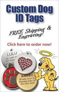 Dog ID Tags Australia