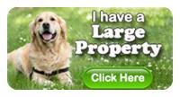 Hidden Fence DIY Electric FM1200 Dog Fence - for Large Properties