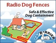 Radio Dog Fences