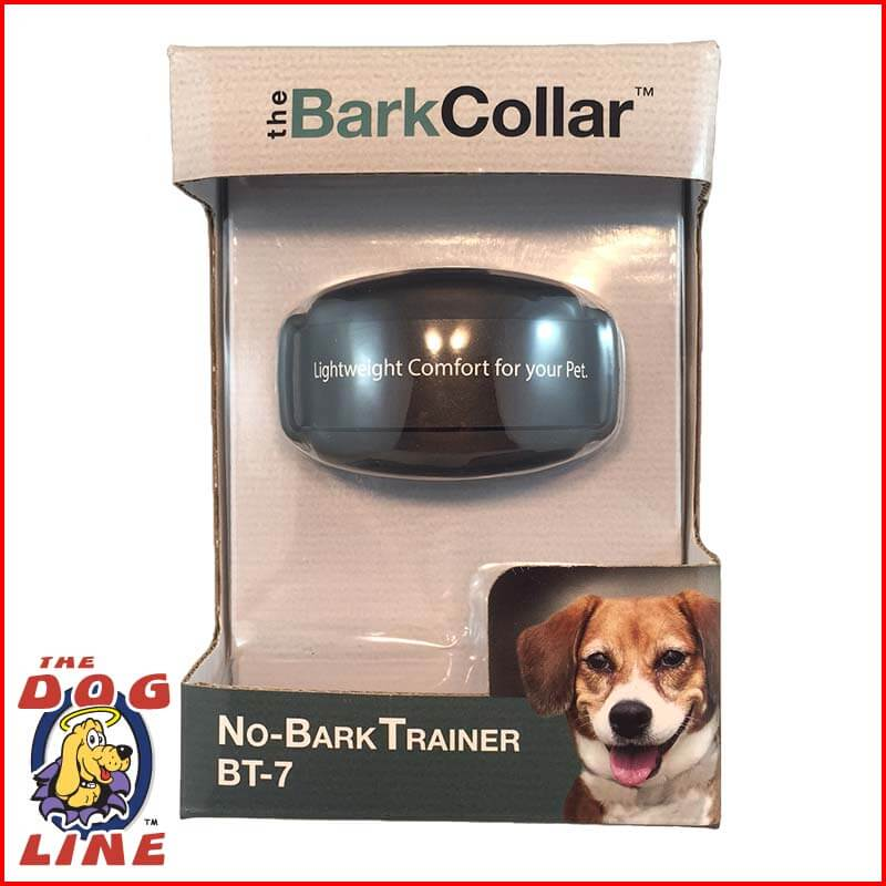 Rechargeable Dogwatch Bark Collar Bt 7 No Bark Trainer