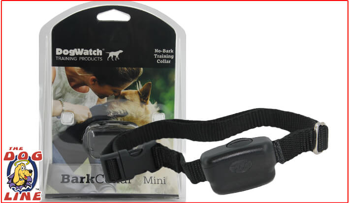 DogWatch Mini Bark Collar for Small Dogs