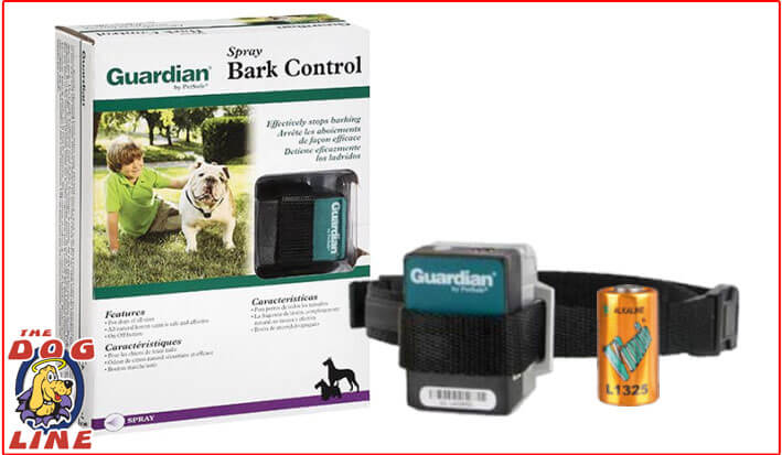 Guardian Citronella Spray Bark Collar MINUS the Spray Canister Refill - EXPRESS Post Option