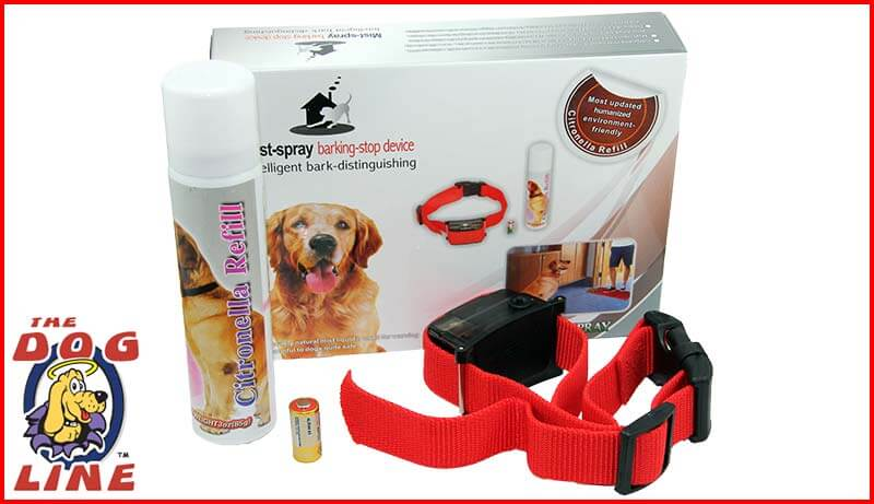Citronella Anti Bark Spray Collar