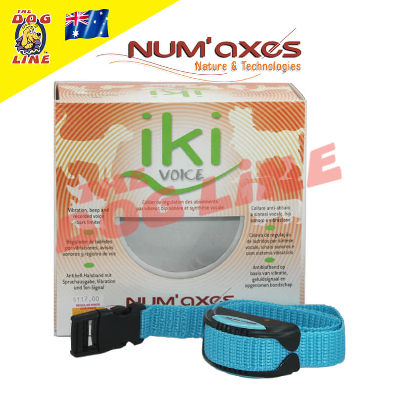 IKI 'Your Voice' Recorder Bark Collar