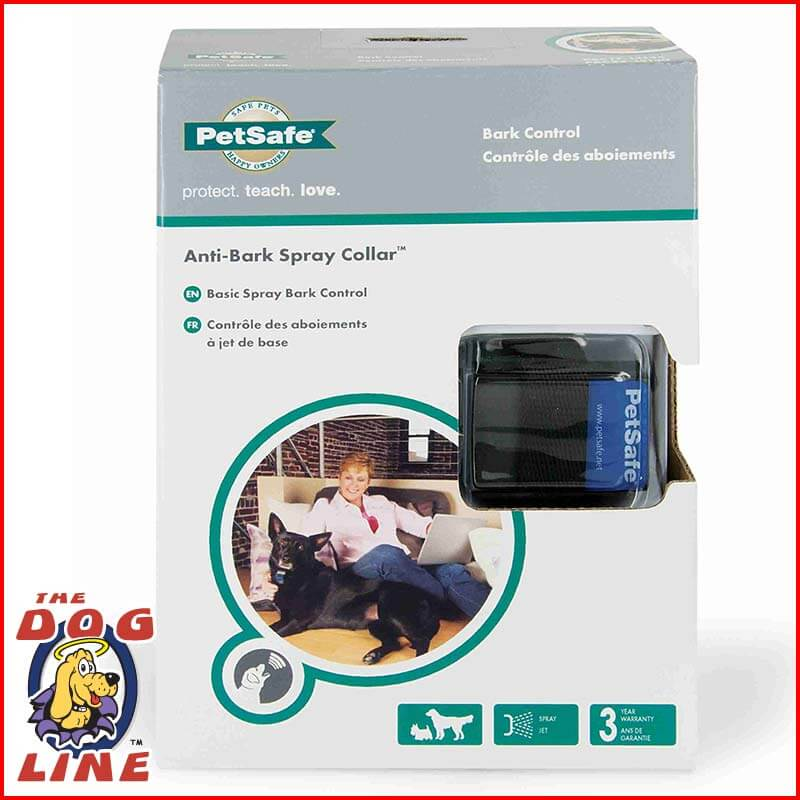 PetSafe Anti-Bark Spray Collar – PBC22-14130
