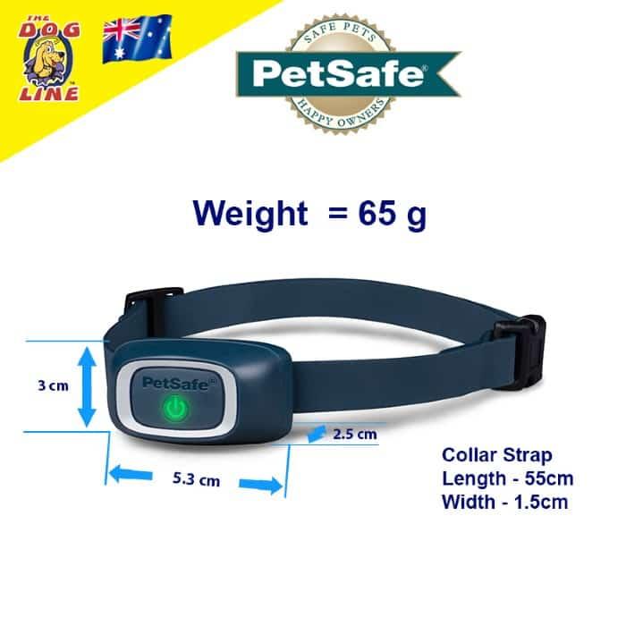 New Petsafe Lite Rechargeable Bark Collar Pbc17 16447 For