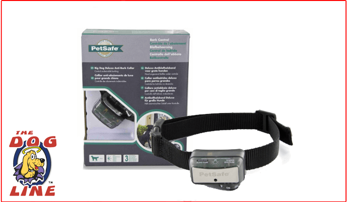 PetSafe Deluxe Bark Collar for Small Dogs - PBC19-12443