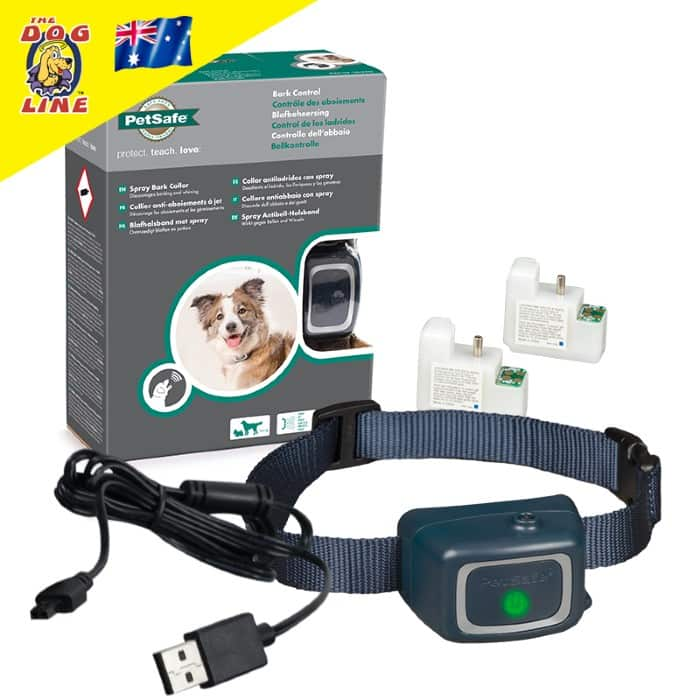Petsafe Citronella Rechargeable bark Collar
