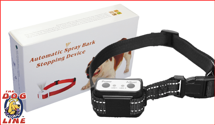 Rechargeable Citronella Bark Collar