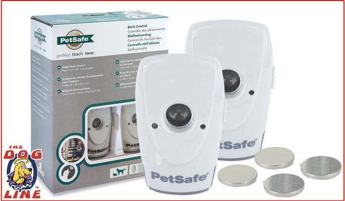 PetSafe Ultrasonic Indoor Bark Control Unit – Twin Pack