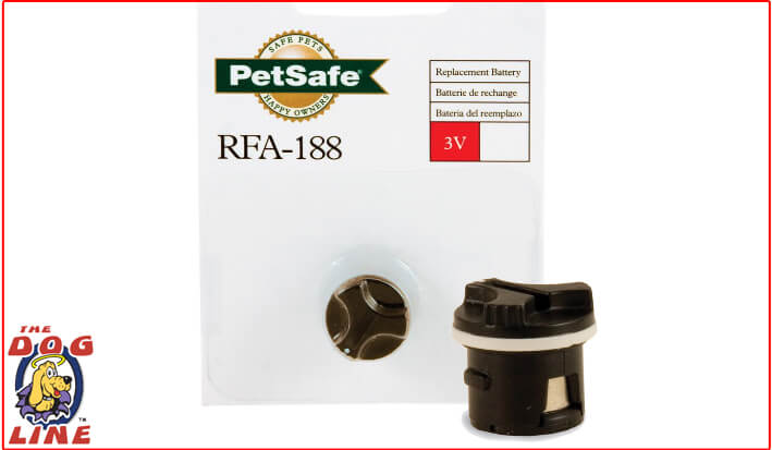 RFA188 Petsafe 3 Volt Collar Battery