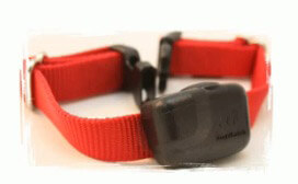 Dog collar can be used to create a unique fence for dog.