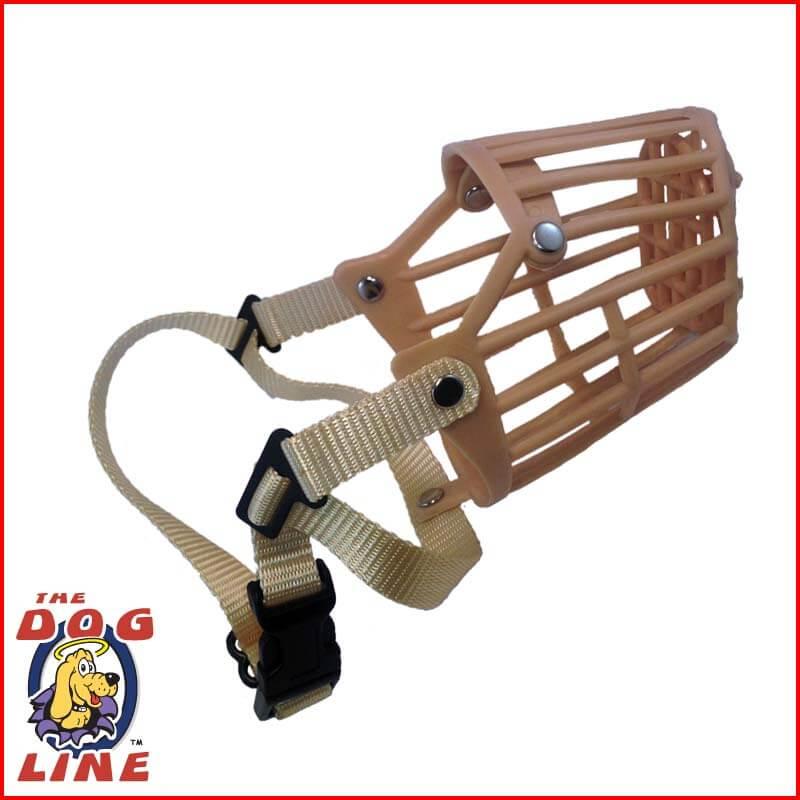 Dog Muzzle Plastic Cage Plastic Dog Muzzle Dog Muzzle