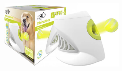 All for Paws (AFP) Interactive Hyper Fetch Maxi Ball Launcher