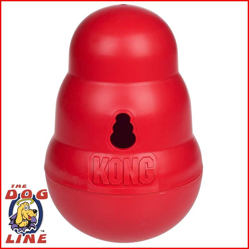 Kong Wobbler Large Dog Entertainment Toy