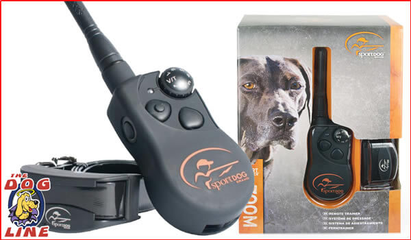 SportDog Training Collar for training dogs with obedience commands