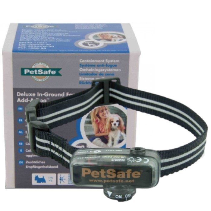 PetSafe Deluxe Ultralight Extra Receiver Collar