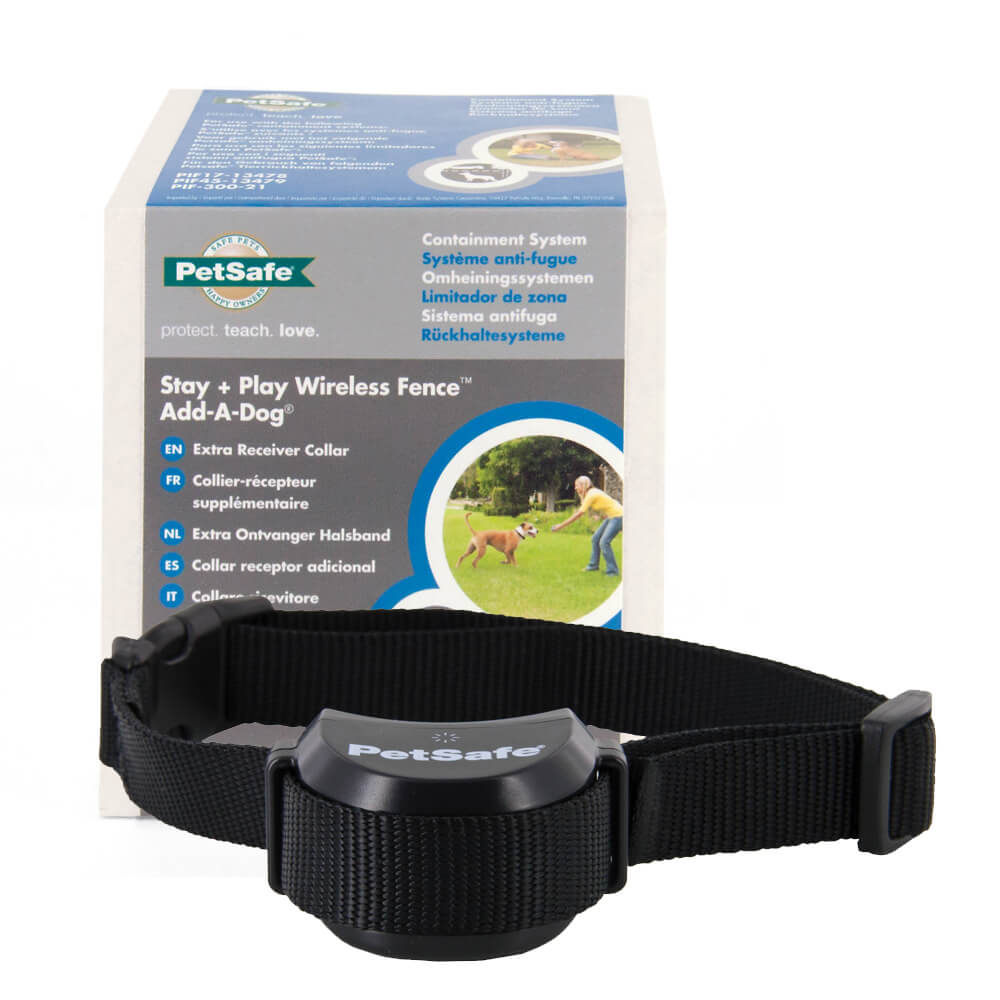 PetSafe Stay and Play Standard Extra Receiver Collar