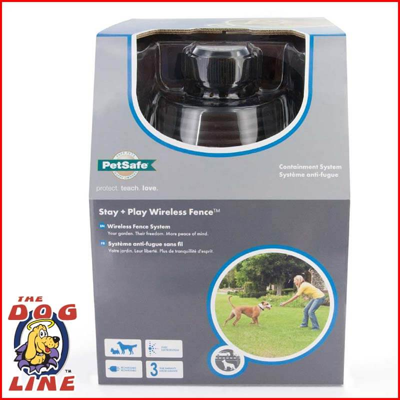Petsafe Stay And Play Wireless Fence Pif17 13478