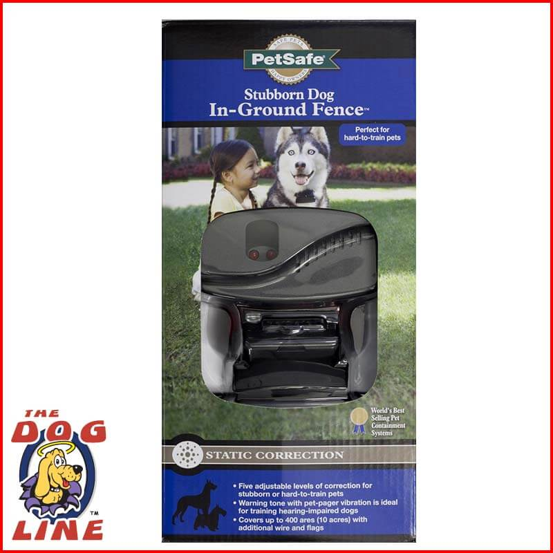 Petsafe Stubborn Dog Electric Fence System Prf 3004xw 20