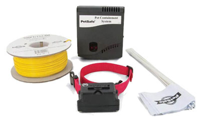 PetSafe Stubborn Dog - In-Ground Fence System PRF-3004XW-20