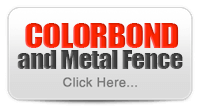 Learn More - Colorbond and Metal Fence