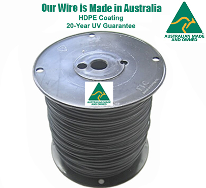 HDPe Dog Fence Wire