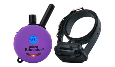 Educator ME-300 Micro Remote Dog Training Collar