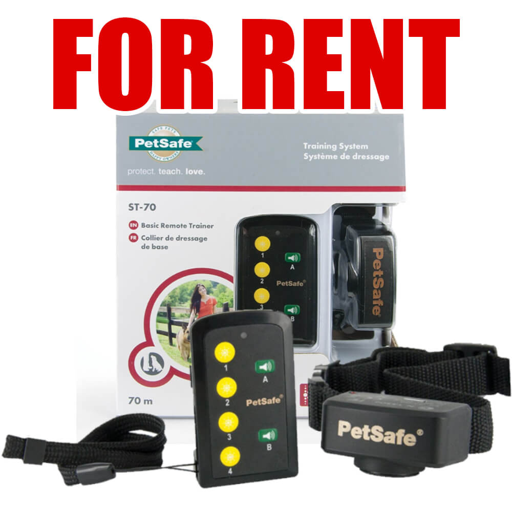 PetSafe Easy Electric Remote Dog Training Collar For Hire