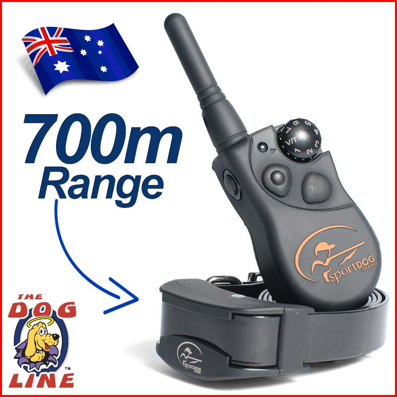700m remote dog training collar